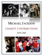 Michael Jacksons Humanitarian Effor...
