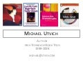 Michael Utvich - Book Author