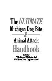 The Ultimate Michigan Car Accident Handbook