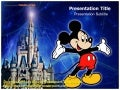 Mickey Mouse - Powerpoint Template