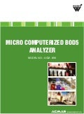 Micro Computerized Bod5 Analyzer by ACMAS Technologies Pvt Ltd.