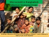 Microcredit Presentationshow