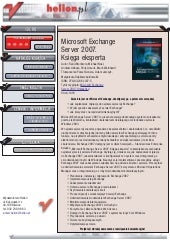 Microsoft Exchange Server 2007. Ksi...