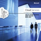 Microsoft Cloud Services brochure  ...