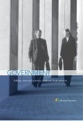Microsoft Dynamics CRM - Government Brochure