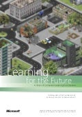 Learning for the future (Microsoft)