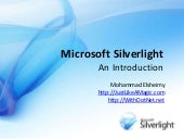 Microsoft Silverlight - An Introduc...