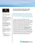 Microsoft Windows Azure - Archetype a Professional Services Company Conserves Costs Case Study