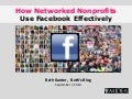 How Networked Nonprofits Use Facebook
