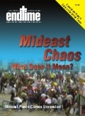Mid east chaos-what does it mean - nov-dec 2000