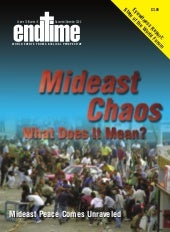 Mid east chaos-what does it mean - ...