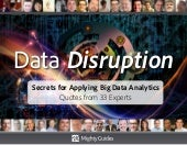 Mighty Guides Data Disruption