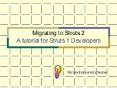 Migrating to Struts2 of Struts1