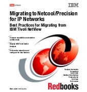 Migrating to netcool precision for ...
