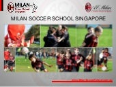 Milan Soccer School Singapore June ...