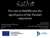 The role of INSPIRE and the signifi...