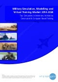 Military Simulation, Modelling and Virtual Training Market 2014 2024