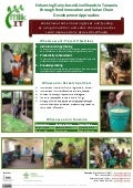 Enhancing dairy-based livelihoods in Tanzania through feed innovation and value chain development approaches