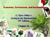 Economics, Environment, and Sustain...