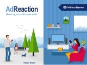 AdReaction Multiscreen 2014 By Millward Brown