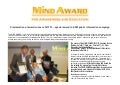 Mind Award For Awareness & Education 2012.5  Winners And Awarding