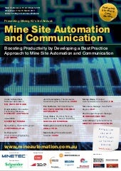 Mine Site Automation 2011