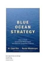 Mini college the_blue_ocean_strategy