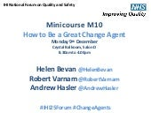 How to Be a Great Change Agent - Mi...