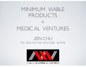 Digital Health Minimum Viable Products MIT_healthcare_ventures_2015