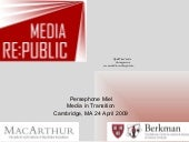 Media Re:public @ MiT6 New Media, C...