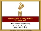 MKA Teaching with Identity in Mind MS