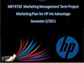 Hewlett-Packard Marketing Campaign_HP