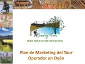 "Plan de Marketing ""Rixsiy Tur"""