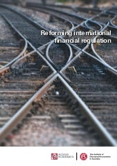 Reforming international financial r...