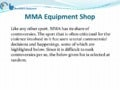 MMA equipment shop uk