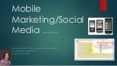 National University Specialization in Mobile Marketing and Social Media