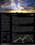 Mineral Mountain Investor Factsheet