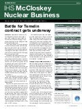 IHS McCloskey Nuclear business
