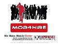 Mob4Hire Mobile App Usability (MobExperience) Overview