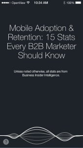 15 Stats Every B2B Marketer Should Know About Mobile Retention