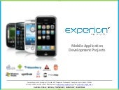 Experion - Mobile Applications