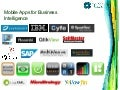 Mobile Apps, Viewers and Readers for Business Intelligence