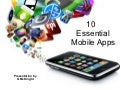 Mobile Apps  The Essentials