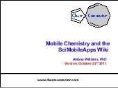 Mobile Chemistry and the SciMobileA...