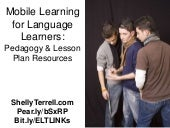 Mobile Learning for Language Teache...