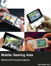 Mobile Gaming Asia: Market and Fore...