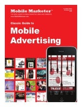 Mobile marketerclassicguide3 beyond...