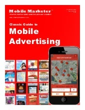 Mobile Marketer's Classic Guide to ...