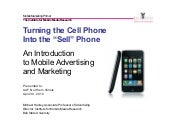 Mobile marketing aaf northern illin...