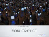 Mobile marketing for healthcare and...